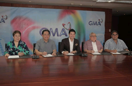 Dingdong Dantes renewed contract with GMA Network