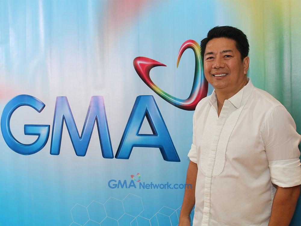 Willie Revillame is Proud to be Kapuso