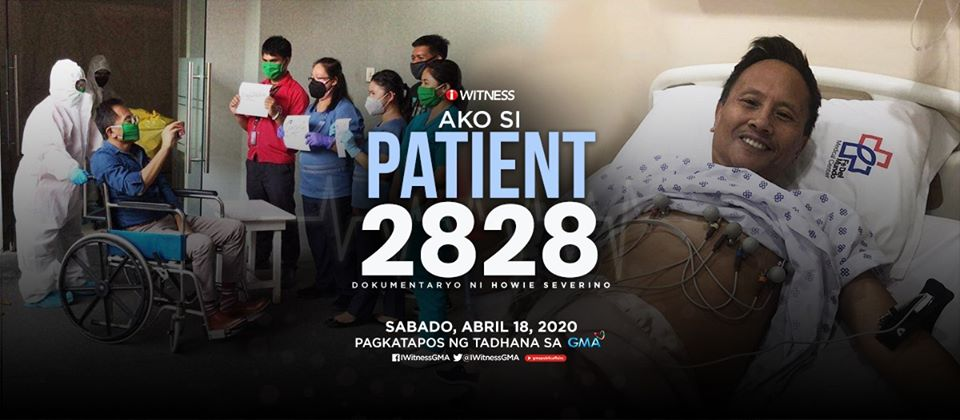 I-Witness: Ako si Patient 2828